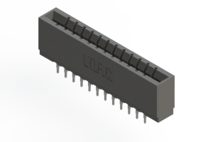 737-024-520-201 - Press-fit Card Edge Connector