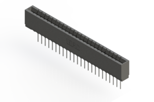 737-024-540-101 - Press-fit Card Edge Connector