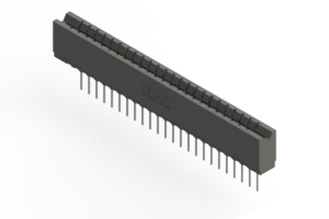 737-024-545-106 - Press-fit Card Edge Connector