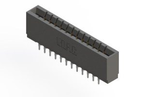 737-024-560-201 - Press-fit Card Edge Connector