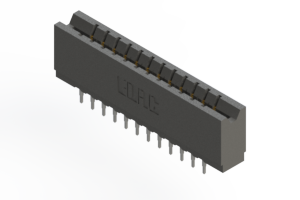 737-024-560-206 - Press-fit Card Edge Connector
