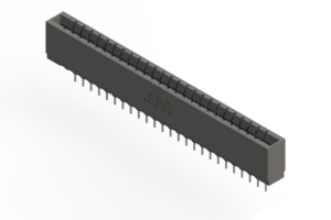 737-025-522-101 - Press-fit Card Edge Connector