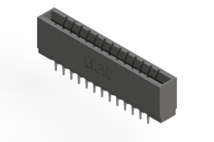 737-026-520-201 - Press-fit Card Edge Connector