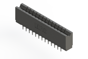 737-026-520-206 - Press-fit Card Edge Connector