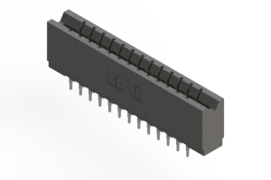 737-026-525-206 - Press-fit Card Edge Connector