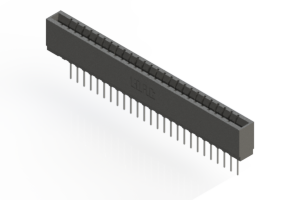 737-026-540-101 - Press-fit Card Edge Connector
