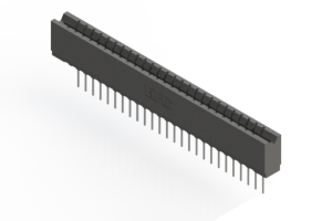 737-026-540-106 - Press-fit Card Edge Connector