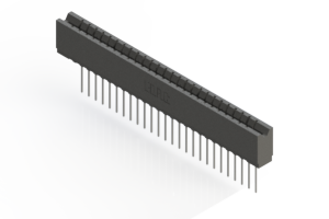 737-026-541-106 - Press-fit Card Edge Connector