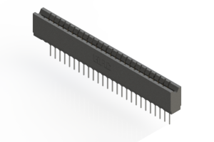 737-026-545-106 - Press-fit Card Edge Connector
