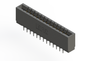 737-026-560-201 - Press-fit Card Edge Connector