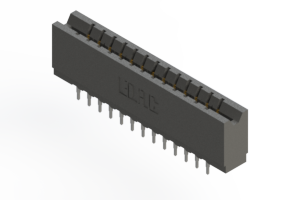 737-026-560-206 - Press-fit Card Edge Connector