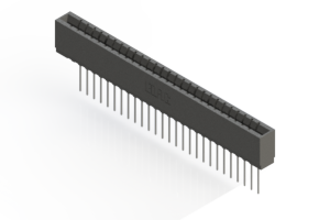 737-027-541-101 - Press-fit Card Edge Connector