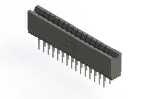 737-030-522-206 - Press-Fit Card Edge Connectors