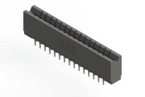 737-030-525-206 - Press-Fit Card Edge Connectors