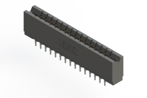 737-030-560-206 - Press-fit Card Edge Connector
