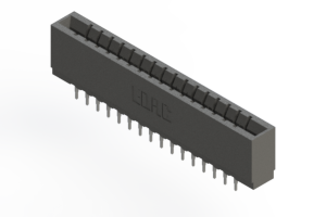 737-032-520-201 - Press-fit Card Edge Connector