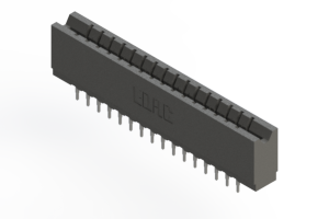 737-032-520-206 - Press-Fit Card Edge Connectors