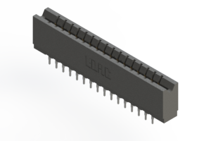 737-032-525-206 - Press-Fit Card Edge Connectors