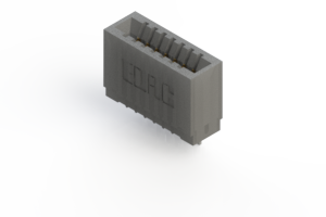 745-007-545-101 - Press-fit Card Edge Connector