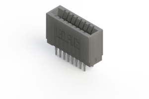 745-016-540-201 - Press-fit Card Edge Connector