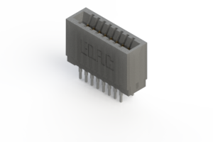 745-016-545-201 - Press-fit Card Edge Connector