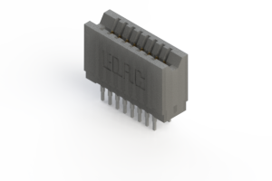 745-016-545-206 - Press-fit Card Edge Connector