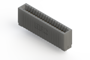 745-017-525-101 - Press-fit Card Edge Connector