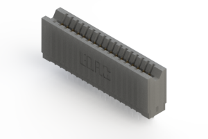 745-017-525-106 - Press-fit Card Edge Connector