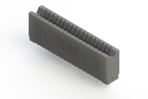 745-018-520-106 - Press-fit Card Edge Connector