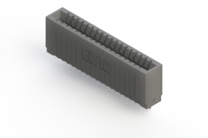 745-018-522-101 - Press-fit Card Edge Connector