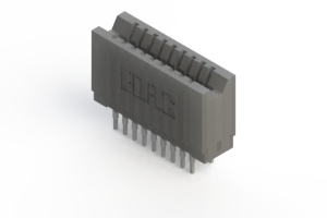 745-018-522-206 - Press-fit Card Edge Connector
