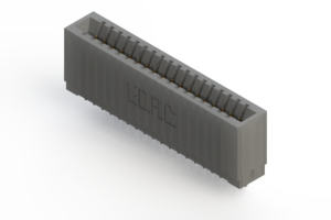 745-018-525-101 - Press-fit Card Edge Connector