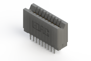 745-018-525-206 - Press-fit Card Edge Connector