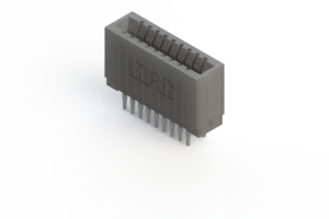 745-018-541-201 - Press-fit Card Edge Connector