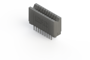 745-018-541-206 - Press-fit Card Edge Connector