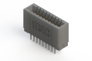 745-018-560-201 - Press-fit Card Edge Connector