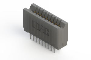 745-018-560-206 - Press-fit Card Edge Connector