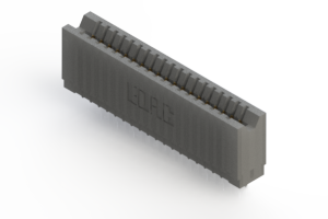 745-019-525-106 - Press-fit Card Edge Connector