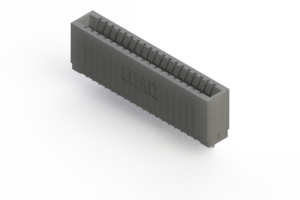 745-019-540-101 - Press-fit Card Edge Connector