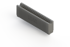 745-019-545-106 - Press-fit Card Edge Connector