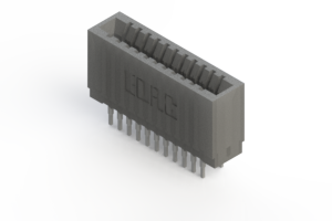 745-022-522-201 - Press-fit Card Edge Connector
