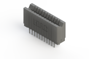 745-022-522-206 - Press-fit Card Edge Connector