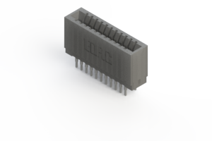 745-022-541-201 - Press-fit Card Edge Connector