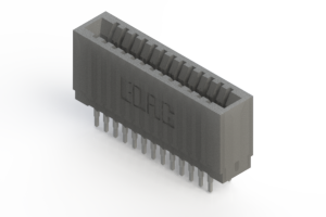 745-026-520-201 - Press-fit Card Edge Connector
