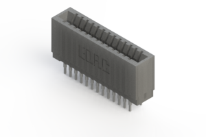 745-026-522-201 - Press-fit Card Edge Connector