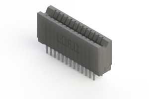 745-026-522-206 - Press-fit Card Edge Connector