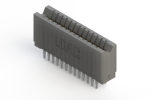 745-026-525-206 - Press-fit Card Edge Connector