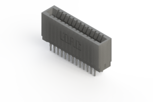 745-026-540-201 - Press-fit Card Edge Connector