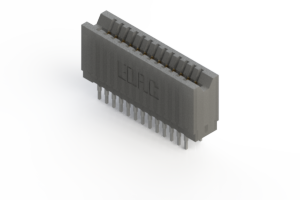 745-026-545-206 - Press-fit Card Edge Connector