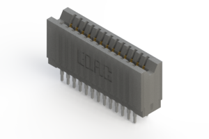 745-026-560-206 - Press-fit Card Edge Connector